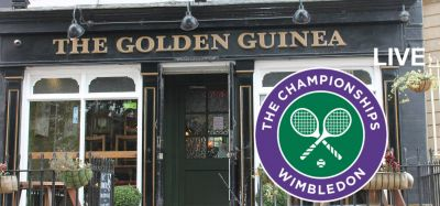 Wimbledon LIVE at The Golden Guinea