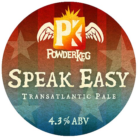 Check out Speak Easy by PowderKeg Beers!