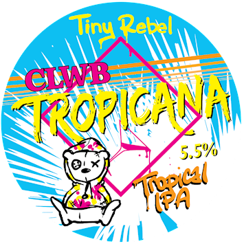 Serving up Clwb Tropicana this weekend for Harbourfest